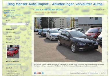 Blog Garage Manser